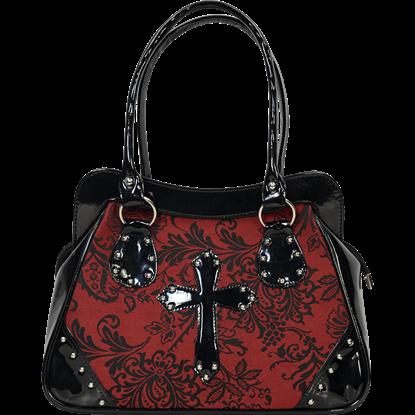 Gothic Cross Handbag