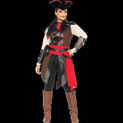 Womens Assassins Creed Aveline Costume