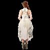 Neo-Victorian Ladys Fancy Dress