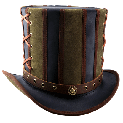 Absinthe Steampunk Top Hat