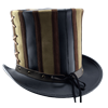 Absinthe Steampunk Top Hat