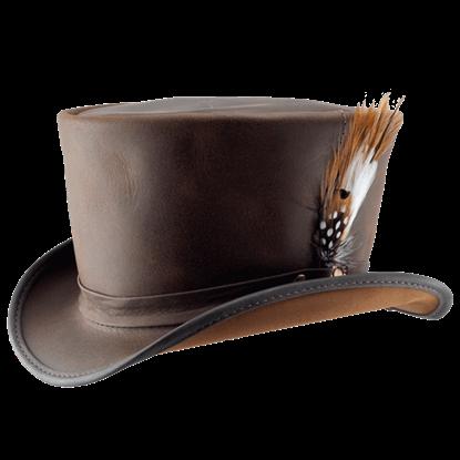 Coachmans Steampunk Top Hat