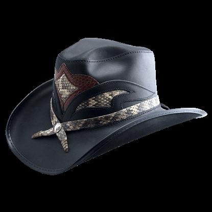 Storm Snakeskin Hat