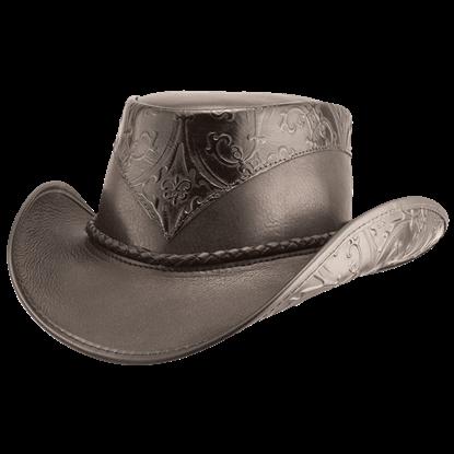 Falcon Western Hat