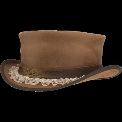 Garter Marlow Steampunk Hat