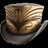 Art Nouveau Hat
