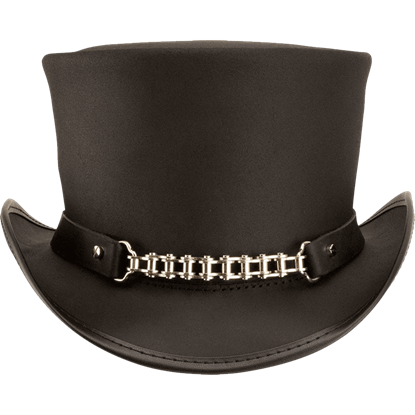Chain Band El Dorado Hat