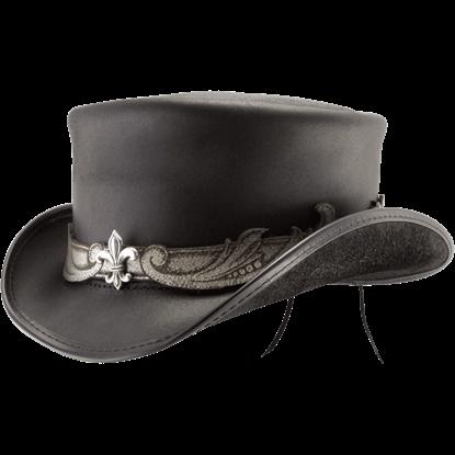 Fleur De Lis El Dorado Hat