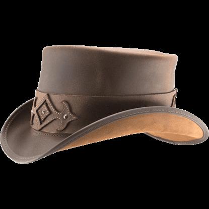 Waist Band El Dorado Hat