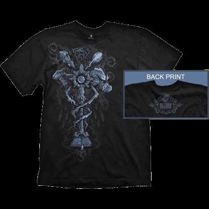 Mage Legendary Class WoW T-Shirt