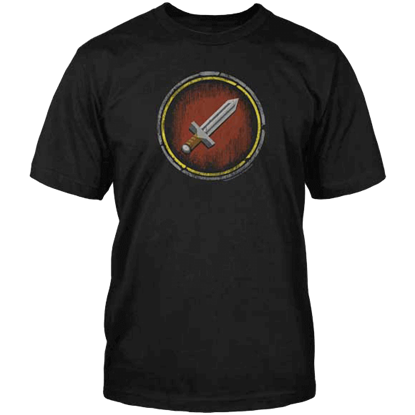 Damage Per Second Dungeon Role WoW T-Shirt