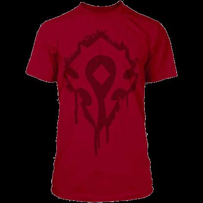 Horde Crest WoW T-Shirt