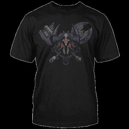 Diablo III Barbarian T-Shirt