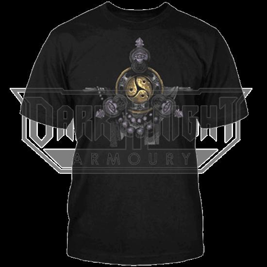 Diablo III Monk T-Shirt