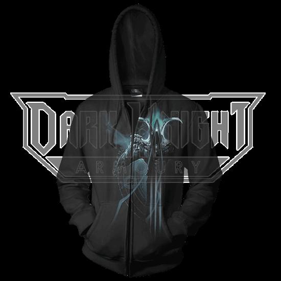 Diablo III Reaper of Souls Malthael Hoodie