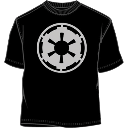 Black Galactic Empire T-Shirt