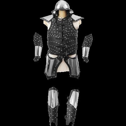 Complete War Armor Set