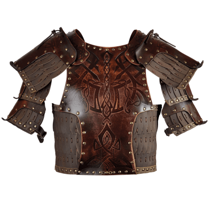 Odomar Viking Leather Cuirass