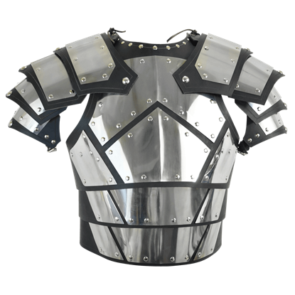 Conqueror's Cuirass With Pauldrons