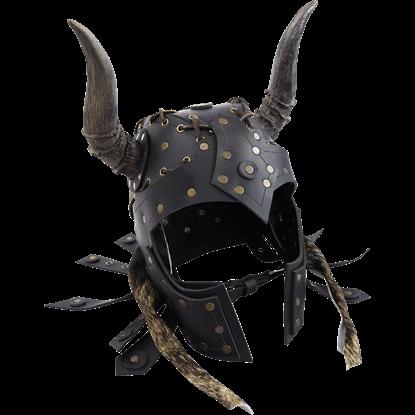 Barbarian Helm