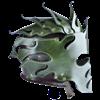 Woodland Leather Helmet