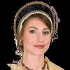Tudor French Hood