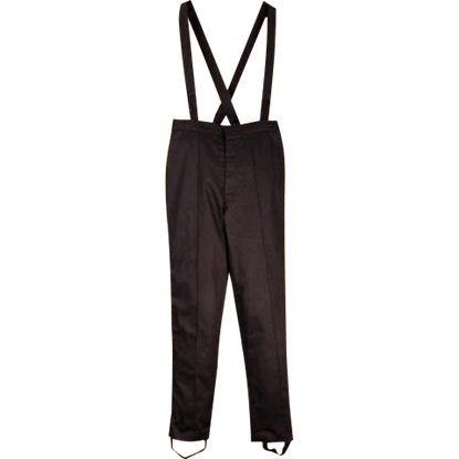 Britannia Empire Suspender Pants