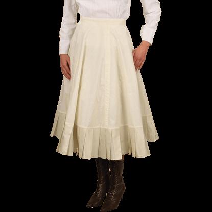 Short Pleated Petticoat