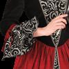 Comedia del Arte Gown