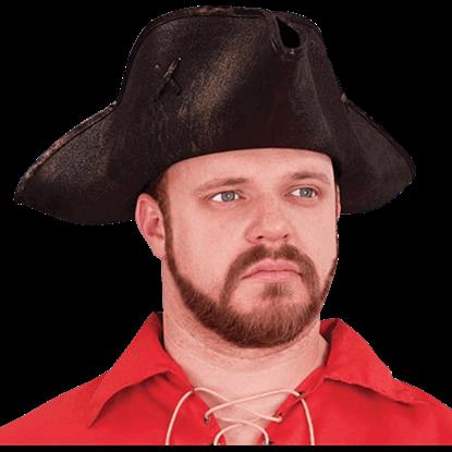 Scalawag Tricorn Hat