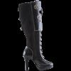 Cuffed Steampunk Boots