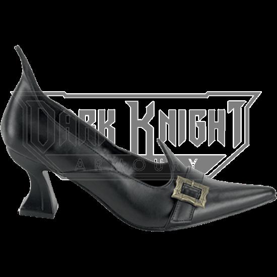 8e3ca27ef7054 Black Magic Witch Shoes