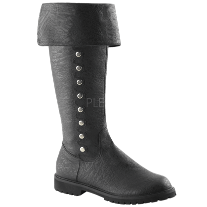 f82ef7cff62 Buttoned Pirate Boots