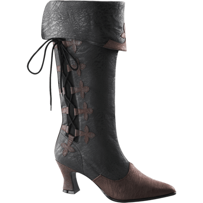 Side Lacing Noblewoman Boots
