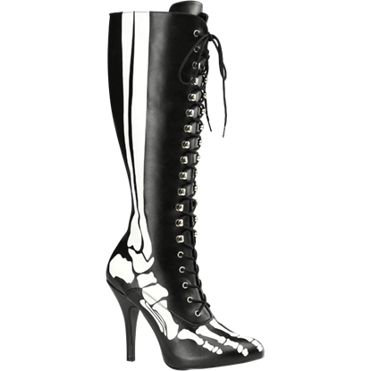 X-Ray Stiletto Boots