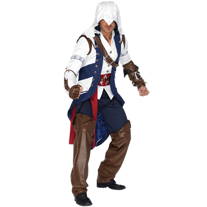 Assassin's Creed III Connor Costume