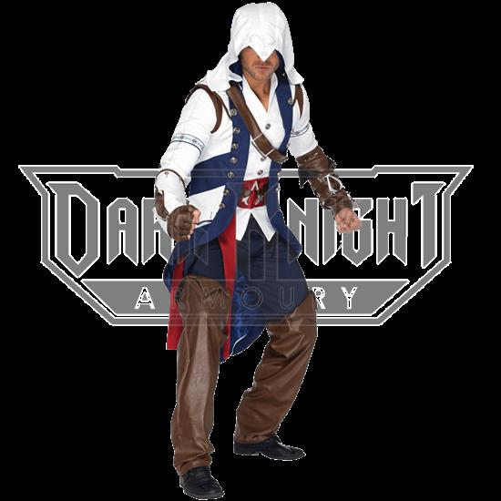 Assassin's Creed III Connor Costume