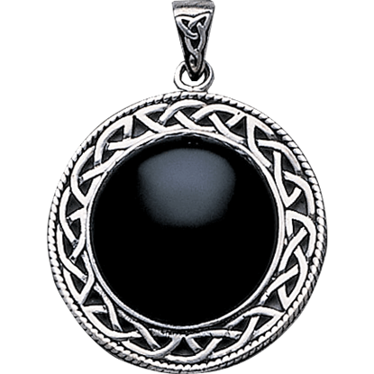 Celtic Sorceress Pendant