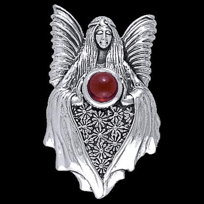 Mistress Titania Fairy Gem Pendant