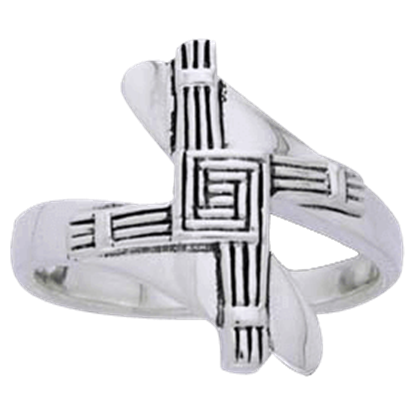 Brigid Cross Ring