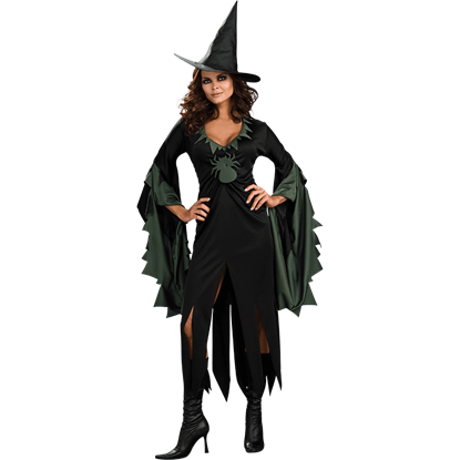 Womens Enchantra Witch Costume
