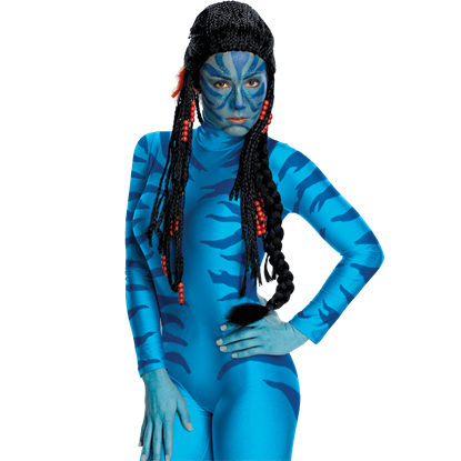 Neytiri Deluxe Adult Wig from Avatar