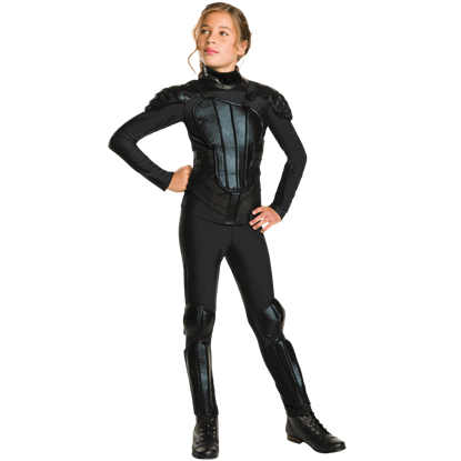 Tween Mockingjay Katniss Costume
