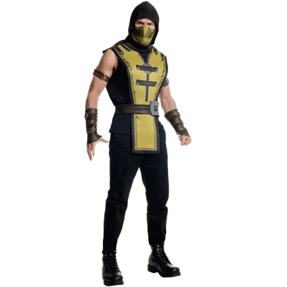 Adult Scorpion Tabard Costume