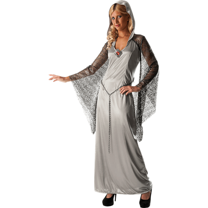 Womens Crusaders Lady Costume