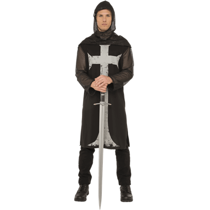 Mens Gothic Knight Costume