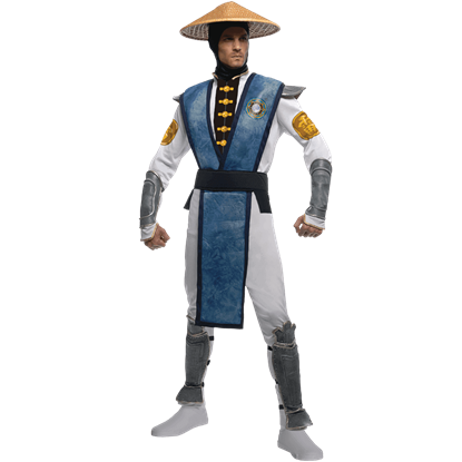 Adult Raiden Secret Wishes Deluxe Costume
