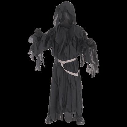 Childs LOTR Ringwraith Costume