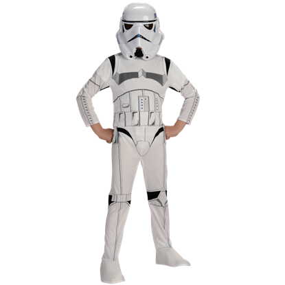 Classic Kids Stormtrooper Costume