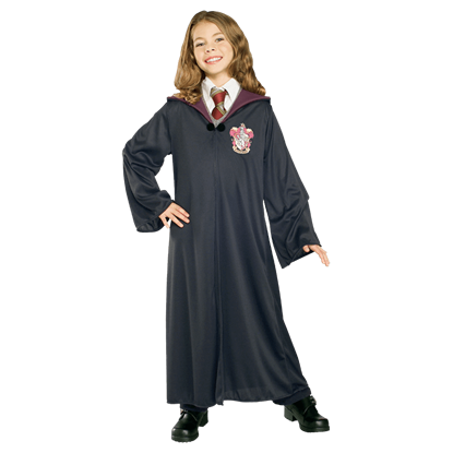 Child's Gryffindor Robe from Harry Potter
